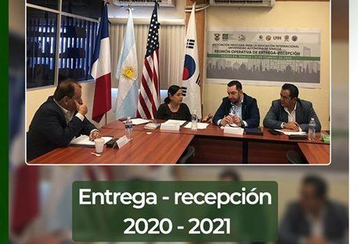 Entrega- Recepción AMPEI 2020-2021